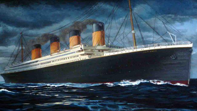 titanic movie site