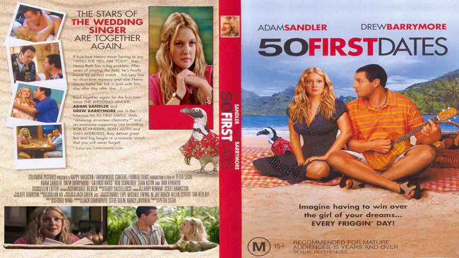 50 First Dates site movie